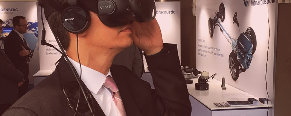 Virtual Reality's Role in the Business World.