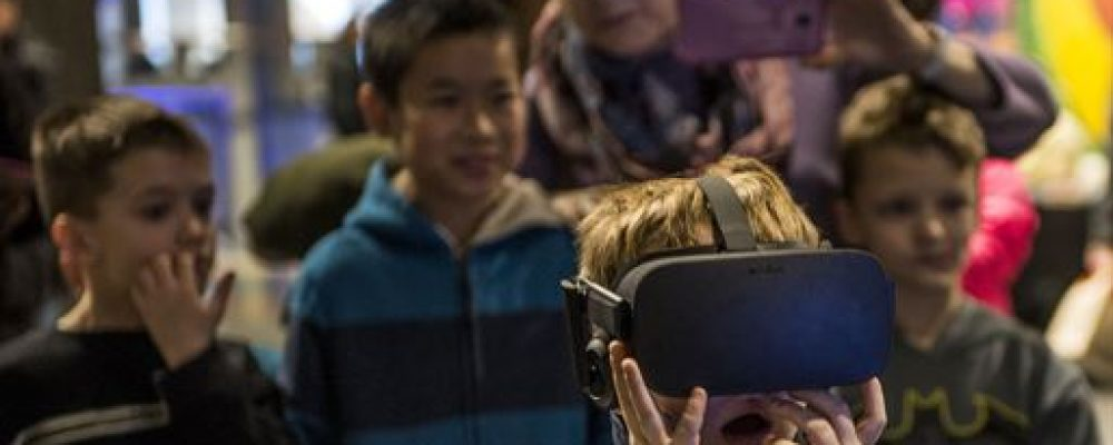 Top Virtual Reality Games Your Attendees Will Love