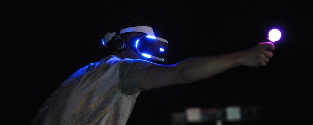 Virtual Reality Is Here